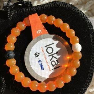 Medium Orange Lokai Bracelet